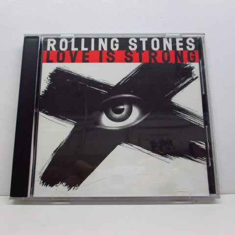 ROLLING STONES - Love Is Strong (US PROMO/#DPRO-14155)