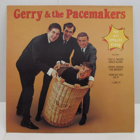 GERRY AND THE PACEMAKERS - The Hit SIngles Album (UK:Comp.)