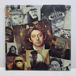 SERGE GAINSBOURG - Vu De L'Extérieur (France 90's Re CD/Card)
