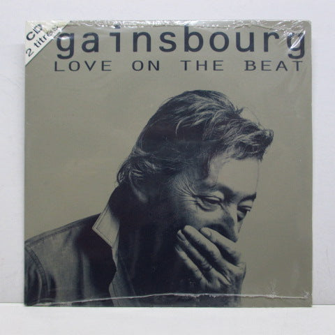 SERGE GAINSBOURG - Love On The Beat (FRANCE Orig.)