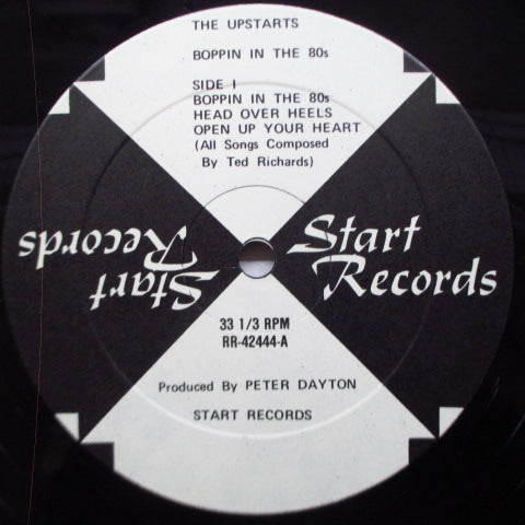 UPSTARTS, THE - Boppin' In The 80s (US Orig.MLP)