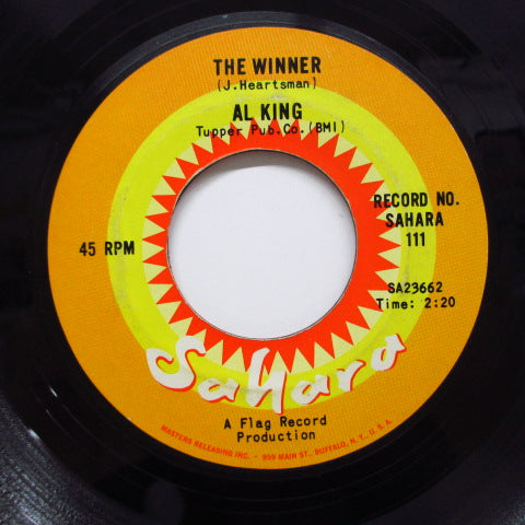AL KING - The Winner (Sahara-111)
