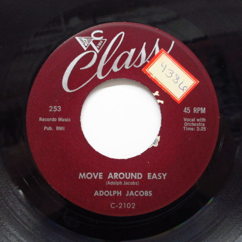ADOLPH JACOBS - Move Around Easy (Orig)