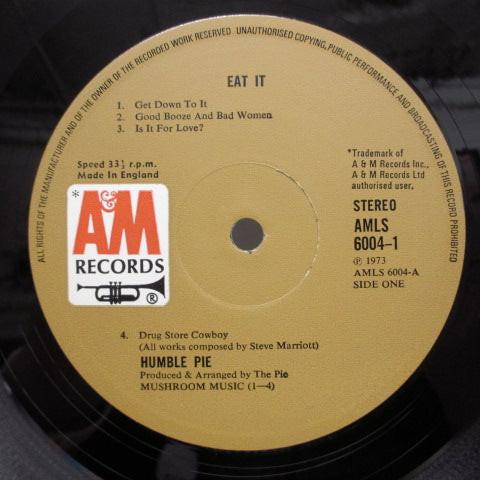HUMBLE PIE - Eat It (UK:Orig.2xLP)