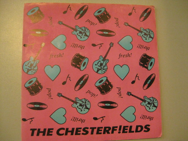 "CHESTERFIELDS, THE - Completely Utterly (UK Orig.7"")"