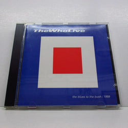 WHO - The Who Live - The Blues To The Bush / 1999 (US CD-R Sampler)