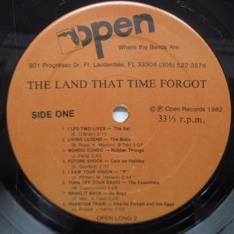 V.A. - The Land That Time Forgot (US Orig.LP)