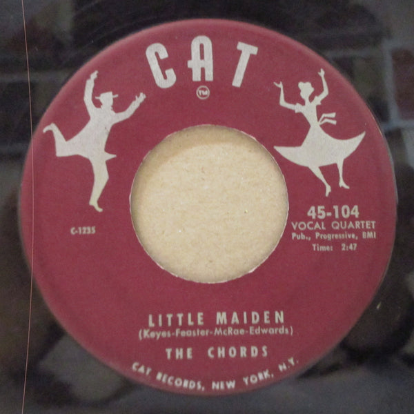 CHORDS  - Sh-Boom / Little Maiden ('54 2nd Press)
