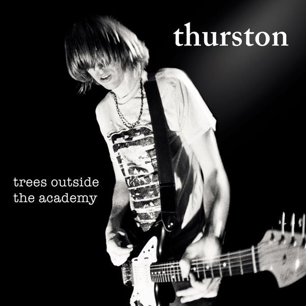 THUSTON MOORE - Trees Outside The Academy (Reissue Color Vinyl LP/NEW)