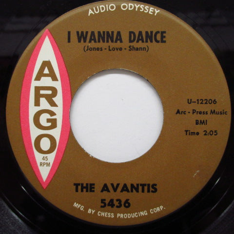 AVANTIS - Keep On Dancing (Orig)