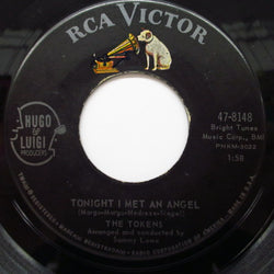 TOKENS - Tonight I Met An Angel (Orig)
