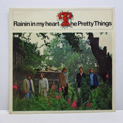 PRETTY THINGS - Rainin' In My Heart (UK Orig.EP)