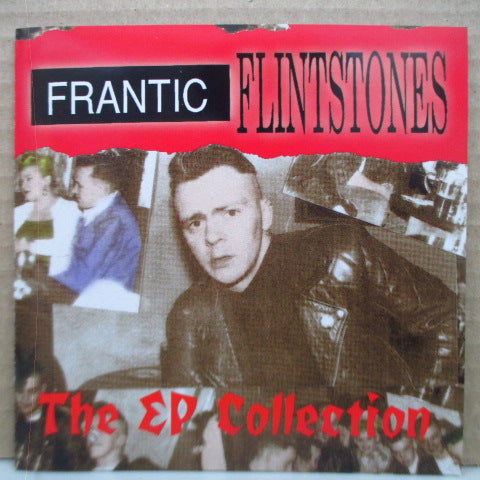 FRANTIC FLINTSTONES - The Ep Collection (UK Orig.CD)