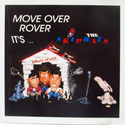 SKIPRATS - Move Over Rover (German Orig.CD)