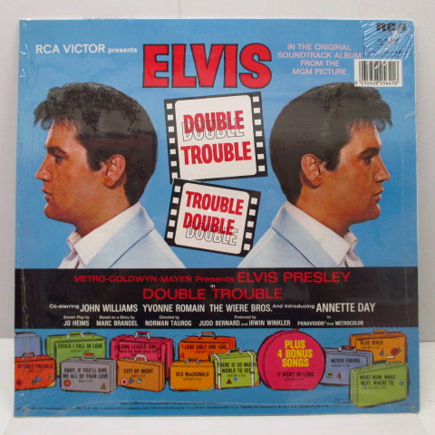 ELVIS PRESLEY - Double Trouble (欧Re)