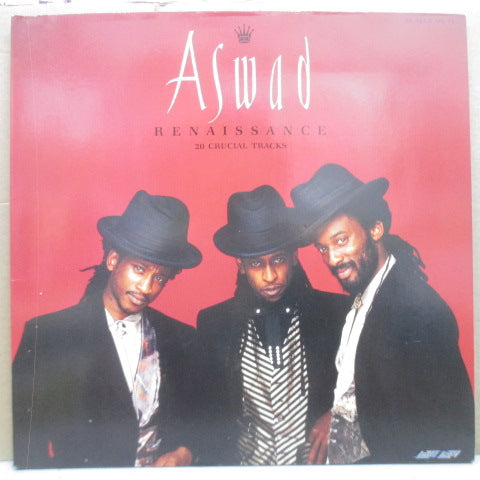 ASWAD - Renaissance 20 Crucial Tracks (UK Orig.LP/GS)