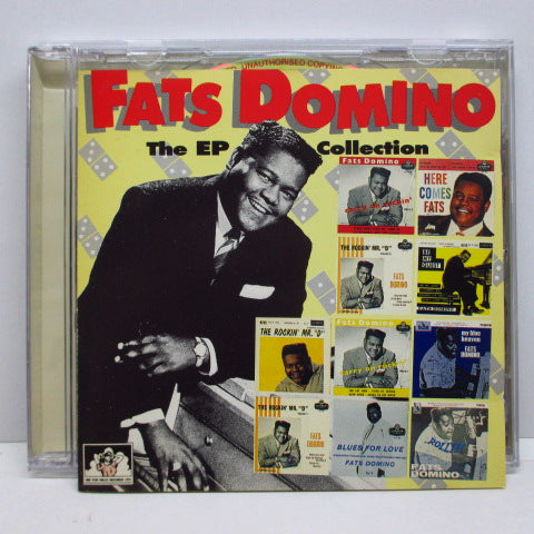 FATS DOMINO - The EP Collection (UK CD)