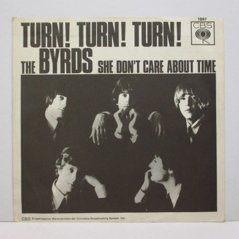 BYRDS - Turn! Turn! Turn! (ITALY+PS!)