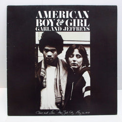 GARLAND JEFFREYS - American Boy & Girl (DUTCH Orig.)
