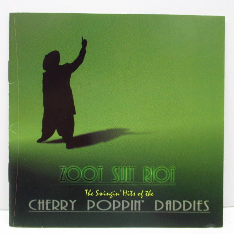CHERRY POPPIN' DADDIES - Zoot Suit Riot (US Orig.CD)