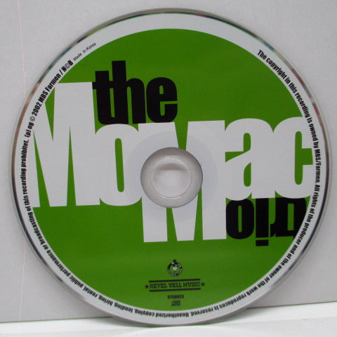 MoMac TRIO, THE - S.T. (Japan Orig.CD)