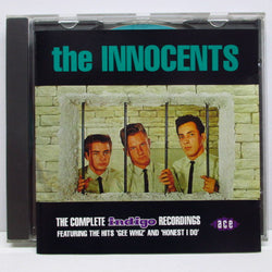 INNOCENTS - The Complete Indigo Recordings (ドイツ CD)