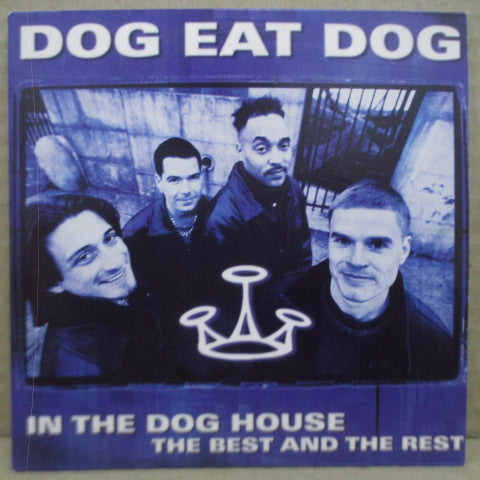 DOG EAT DOG - In The Dog House - The Best And The Rest (Promo.Enhanced CD)