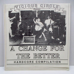 "V.A. - A Change For The Better (US Orig.Black Vinyl 7"")"