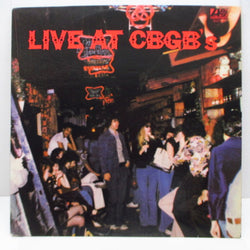 V.A. - Live At CBGB's (US Re 2xLP/GS)