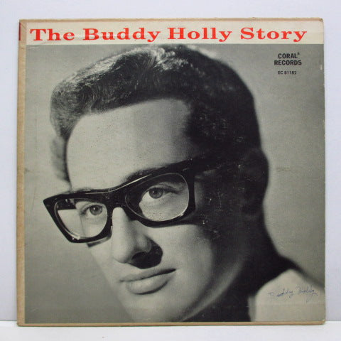 BUDDY HOLLY - The Buddy Holly Story (US Orig.EP)