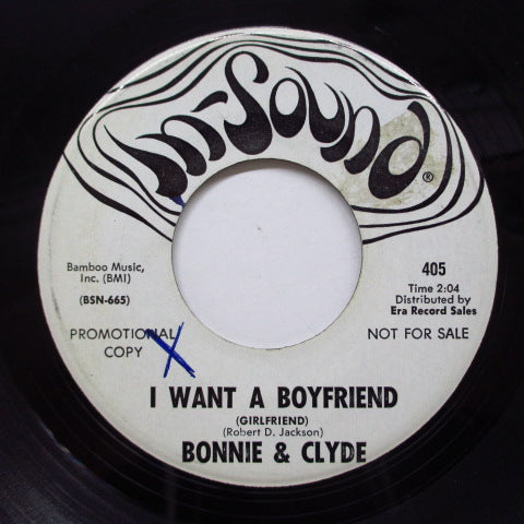 BONNIE & CLYDE  - I Want A Boyfriend (Girlfriend) (Promo)