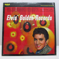 ELVIS PRESLEY - Elvis' Golden Records (US '79 Reissue Stereo)