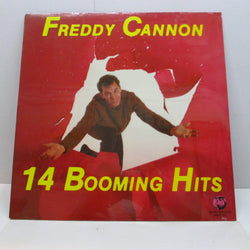 FREDDIE CANNON (FREDDY CANNON) - 14 Booming Hits (US Orig)