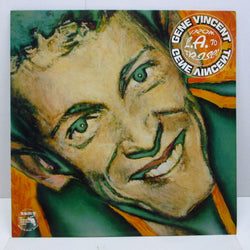 GENE VINCENT - From L.A. To 'Frisco (UK Orig.LP)
