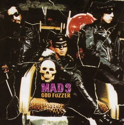 MAD 3 - GOD FUZZER (CD)