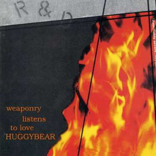 HUGGY BEAR - WEAPONRY LISTEN TO LOVE (CD)