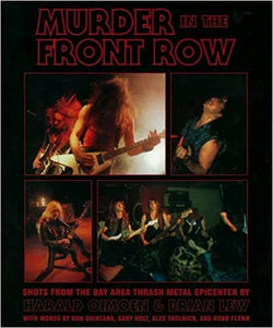 V.A. - Muder In The Front Row (Book/NEW)