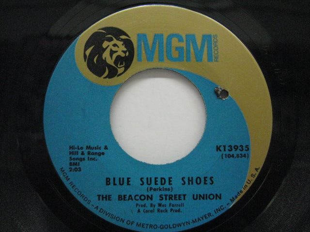 BEACON STREET UNION - Blue Suede Shoes