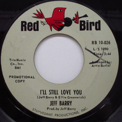 JEFF BARRY - I'll Still Love You (Promo)