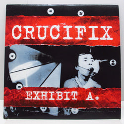 CRUCIFIX - Exhibit A. (US Orig.LP)