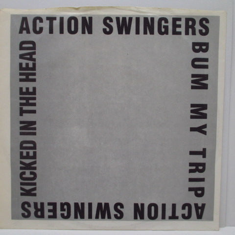 "ACTION SWINGERS - Bum My Trip (US Orig.7"")"