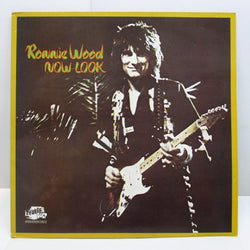 RON WOOD - Now Look (UK Re Black Logo LP)