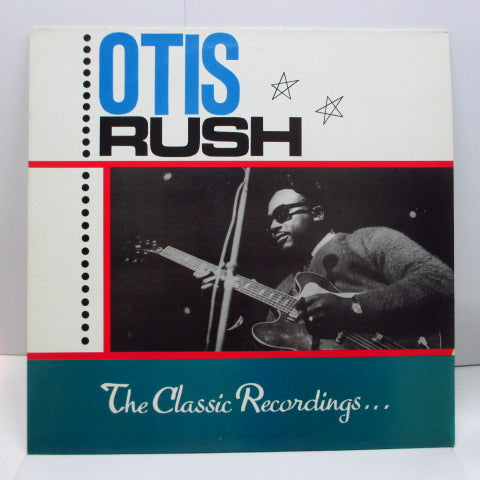 OTIS RUSH - The Classic Recordings... (EEC Orig.)