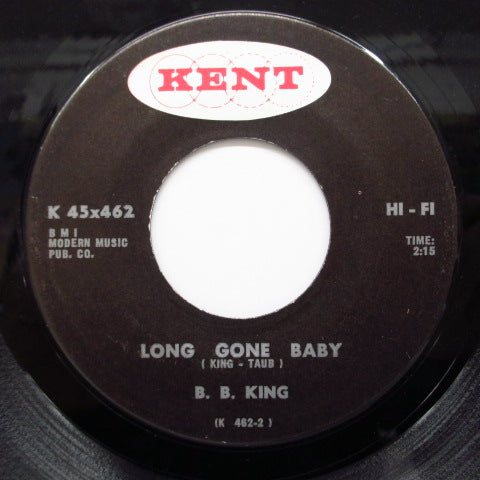 B.B.KING - Long Gone Baby / The Jungle