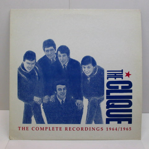 CLIQUE - The Complete Recordings 1964 / 1965