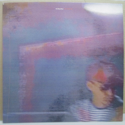 PET SHOP BOYS - Disco (UK Orig.LP)