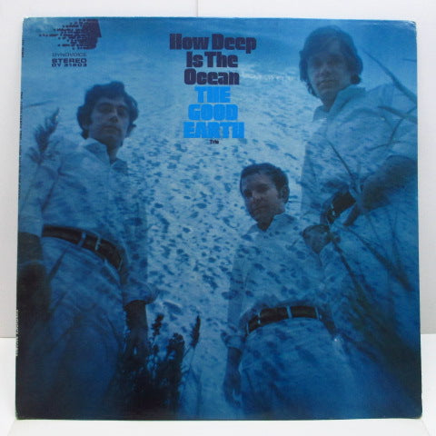 GOOD EARTH TRIO - How Deep is The Ocean (US Orig.LP)