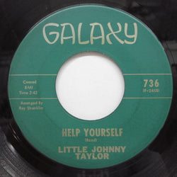LITTLE JOHNNY TAYLOR - Help Yourself (Orig)