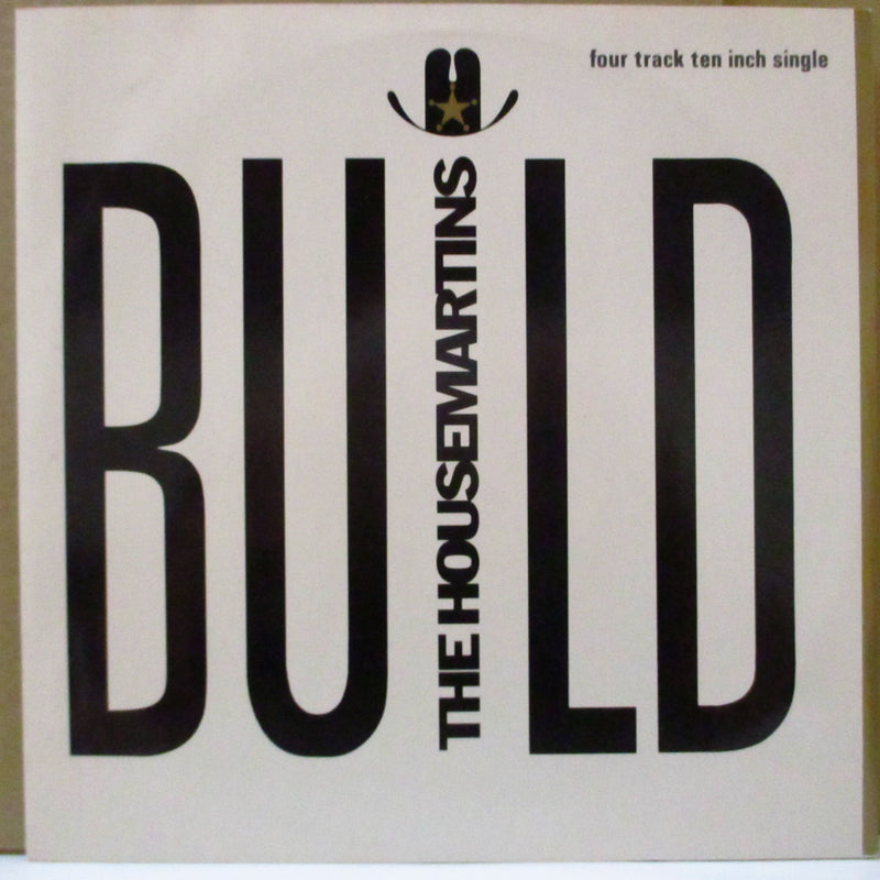 "HOUSEMARTINS, THE (ザ・ハウスマーティンズ)  - Build (UK Orig.10"")"