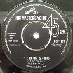 "EMERALDS - The Kerry Dancers (UK Orig.7"")"